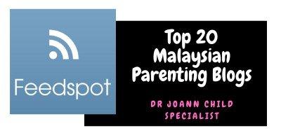 Top 20 Malaysian Parenting Blog