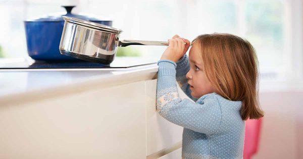 kitchen safety tips burns prevention