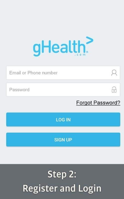 gHealth Steps-2